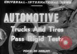 Image of automotive trials United States USA, 1951, second 1 stock footage video 65675045382