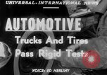 Image of automotive trials United States USA, 1951, second 2 stock footage video 65675045382