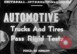 Image of automotive trials United States USA, 1951, second 3 stock footage video 65675045382