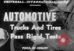 Image of automotive trials United States USA, 1951, second 4 stock footage video 65675045382