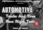 Image of automotive trials United States USA, 1951, second 5 stock footage video 65675045382