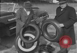Image of automotive trials United States USA, 1951, second 8 stock footage video 65675045382