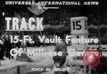 Image of 15 feet vault New York United States USA, 1951, second 3 stock footage video 65675045383