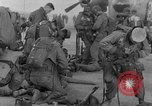 Image of mass parachute drop Korea, 1951, second 7 stock footage video 65675045385