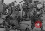 Image of mass parachute drop Korea, 1951, second 8 stock footage video 65675045385