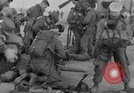 Image of mass parachute drop Korea, 1951, second 9 stock footage video 65675045385