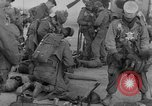 Image of mass parachute drop Korea, 1951, second 10 stock footage video 65675045385