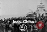 Image of French troops Indochina, 1951, second 2 stock footage video 65675045387