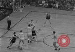 Image of basketball match Minneapolis Minnesota USA, 1951, second 12 stock footage video 65675045388