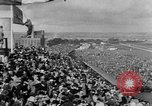 Image of Nickel Coin wins British Grand National Steeplechase  Aintree England United Kingdom, 1951, second 7 stock footage video 65675045393