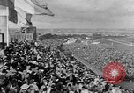 Image of Nickel Coin wins British Grand National Steeplechase  Aintree England United Kingdom, 1951, second 9 stock footage video 65675045393