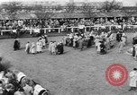 Image of Nickel Coin wins British Grand National Steeplechase  Aintree England United Kingdom, 1951, second 12 stock footage video 65675045393