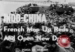 Image of French troops Indochina, 1951, second 2 stock footage video 65675045395