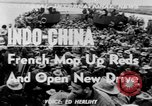 Image of French troops Indochina, 1951, second 4 stock footage video 65675045395