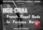 Image of French troops Indochina, 1951, second 2 stock footage video 65675045399