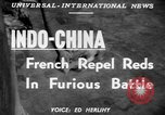 Image of French troops Indochina, 1951, second 3 stock footage video 65675045399