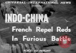 Image of French troops Indochina, 1951, second 6 stock footage video 65675045399