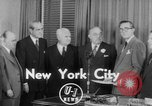 Image of Look Magazine Motion Picture Pioneer award 1952 New York City USA, 1952, second 2 stock footage video 65675045407