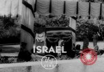 Image of Dr Chaim Weizmann Israel, 1952, second 1 stock footage video 65675045408