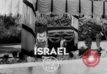Image of Dr Chaim Weizmann Israel, 1952, second 3 stock footage video 65675045408