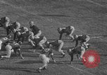 Image of football match United States USA, 1952, second 10 stock footage video 65675045409