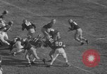 Image of football match United States USA, 1952, second 11 stock footage video 65675045409