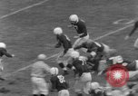 Image of football match Connecticut USA, 1952, second 8 stock footage video 65675045410