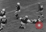 Image of football match Connecticut USA, 1952, second 10 stock footage video 65675045410