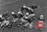 Image of football match Connecticut USA, 1952, second 12 stock footage video 65675045410