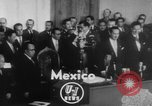 Image of Adolfo Ruiz Cortines Mexico, 1952, second 4 stock footage video 65675045413