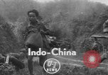 Image of French troops battle Communist forces Vietnam French Indo China, 1952, second 2 stock footage video 65675045414