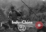 Image of French troops battle Communist forces Vietnam French Indo China, 1952, second 4 stock footage video 65675045414