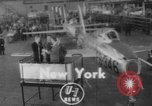 Image of Thunder Streak New York United States USA, 1952, second 1 stock footage video 65675045416