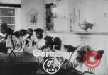 Image of German Shepherd pups Germany, 1952, second 4 stock footage video 65675045417
