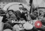 Image of Santa Claus Heidelberg Germany, 1952, second 2 stock footage video 65675045418
