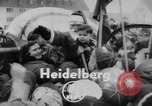 Image of Santa Claus Heidelberg Germany, 1952, second 3 stock footage video 65675045418