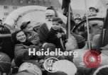 Image of Santa Claus Heidelberg Germany, 1952, second 4 stock footage video 65675045418