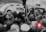 Image of Santa Claus Heidelberg Germany, 1952, second 5 stock footage video 65675045418