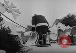 Image of Santa Claus Heidelberg Germany, 1952, second 7 stock footage video 65675045418