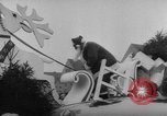 Image of Santa Claus Heidelberg Germany, 1952, second 8 stock footage video 65675045418