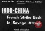 Image of French troops Vietnam French Indo China, 1952, second 10 stock footage video 65675045420
