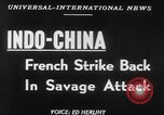 Image of French troops Vietnam French Indo China, 1952, second 11 stock footage video 65675045420