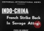 Image of French troops Vietnam French Indo China, 1952, second 12 stock footage video 65675045420