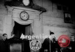 Image of Juan Peron Argentina, 1952, second 1 stock footage video 65675045423