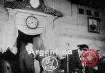 Image of Juan Peron Argentina, 1952, second 4 stock footage video 65675045423
