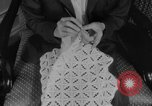 Image of National needlework championship New York United States USA, 1952, second 9 stock footage video 65675045425