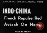 Image of French troops Vietnam French Indo China, 1952, second 1 stock footage video 65675045434