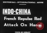 Image of French troops Vietnam French Indo China, 1952, second 2 stock footage video 65675045434