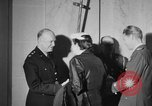 Image of General Eisenhower Paris France, 1952, second 11 stock footage video 65675045438
