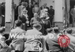 Image of President Truman Washington DC USA, 1952, second 1 stock footage video 65675045440
